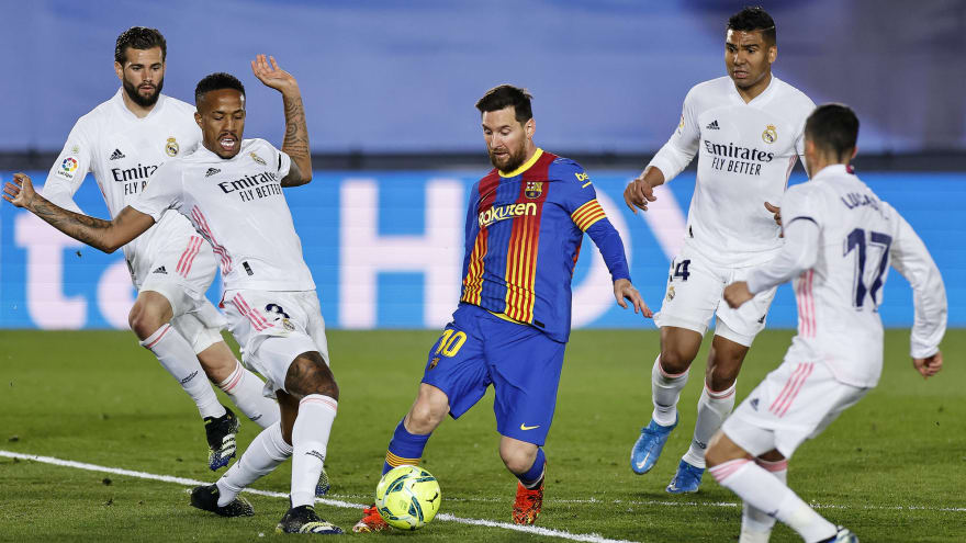 UEFA could ban Real Madrid, Barcelona from Champions League?
