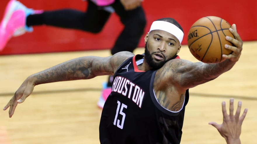 DeMarcus Cousins' Rockets stint about to end?