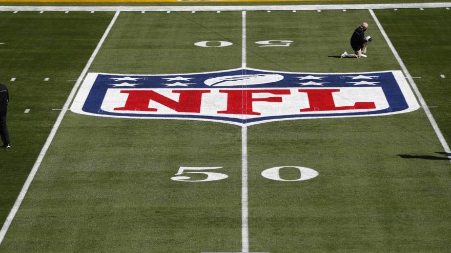 NFL announces over two million vaccinations at league sites