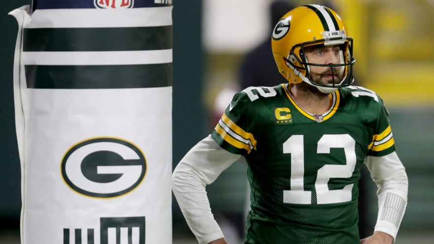 Packers might not fine Aaron Rodgers for skipping minicamp
