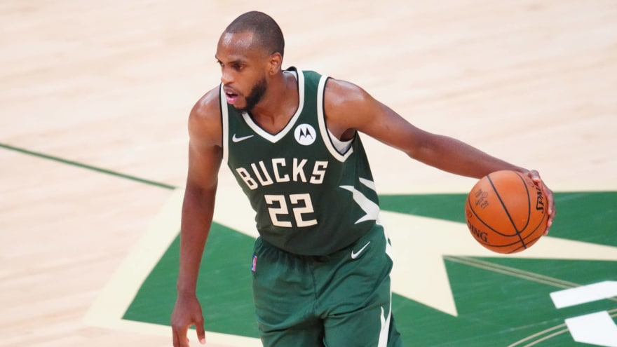 What should the Bucks expect out of Khris Middleton?