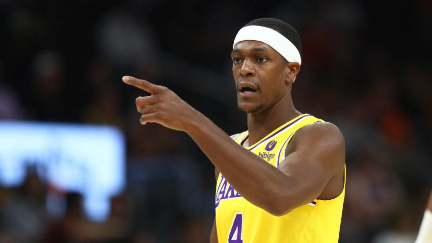 Rajon Rondo gives his side of incident with ejected fan