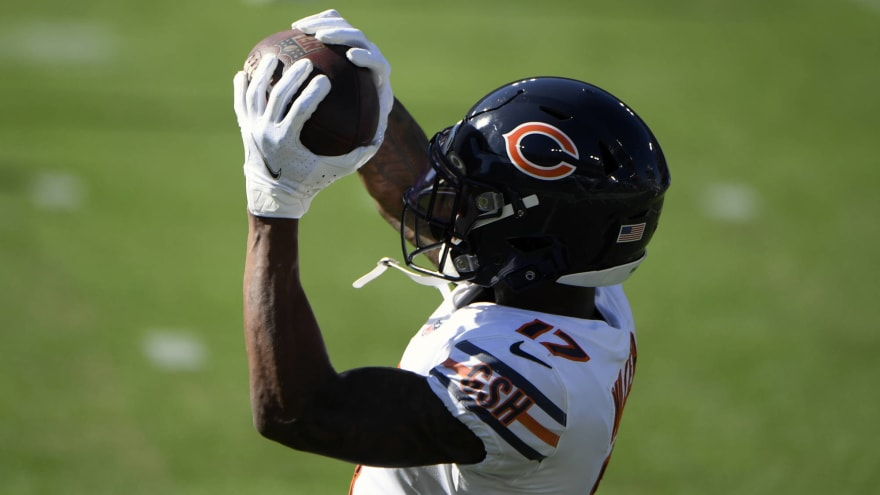 Chicago Bears receiver Anthony Miller traded to Houston Texans