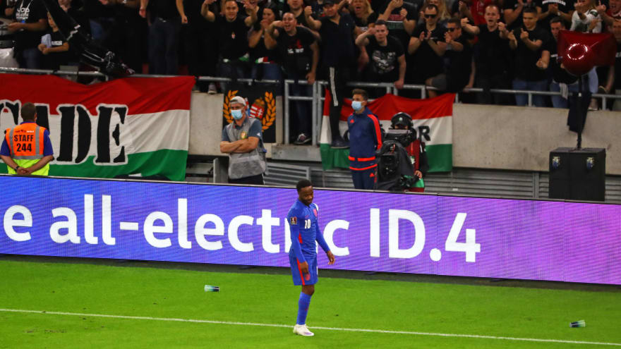 Hungary fined by FIFA, handed stadium ban for racist behavior