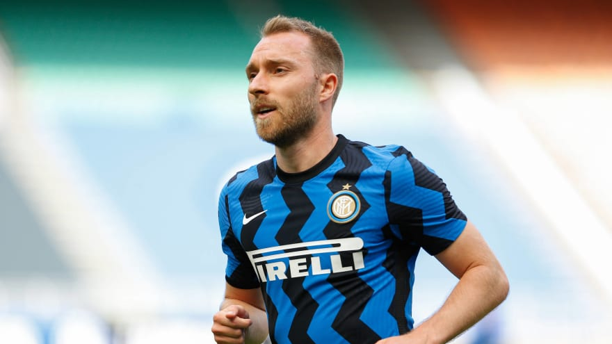 Eriksen returns to Inter Milan following cardiac arrest