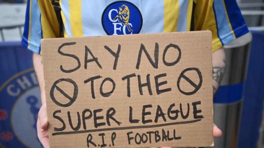 Super League to be disbanded after teams plan to pull out?
