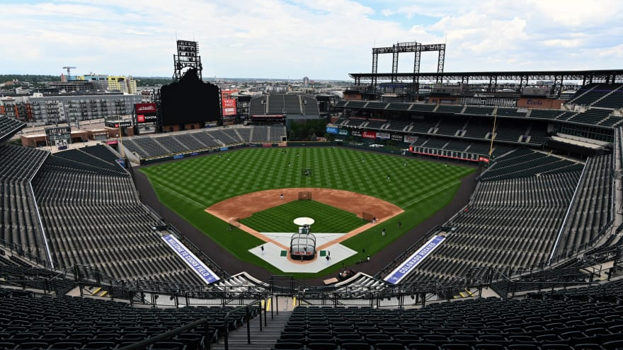 MLB confirms Rockies, Coors Field will host All-Star Game