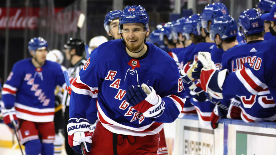 Rangers cancel practice to get COVID-19 vaccine