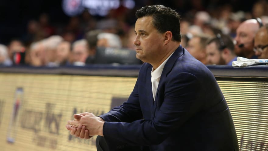 Arizona fires longtime head coach Sean Miller