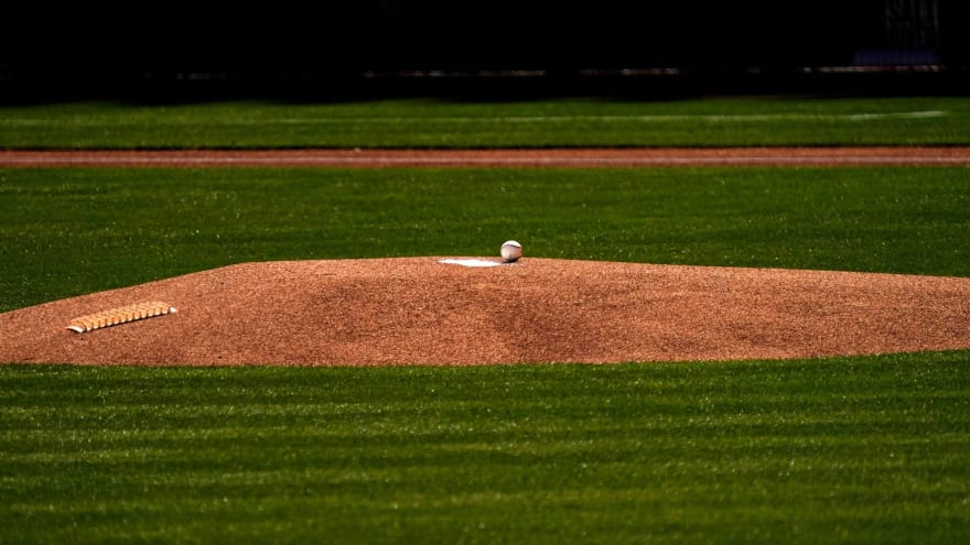 Five new MLB players test positive for COVID-19