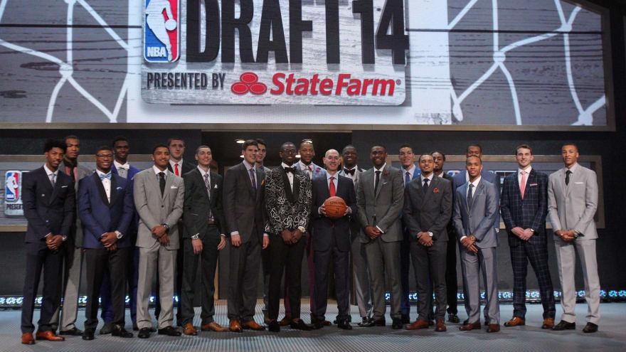 Redrafting the 2014 NBA Draft