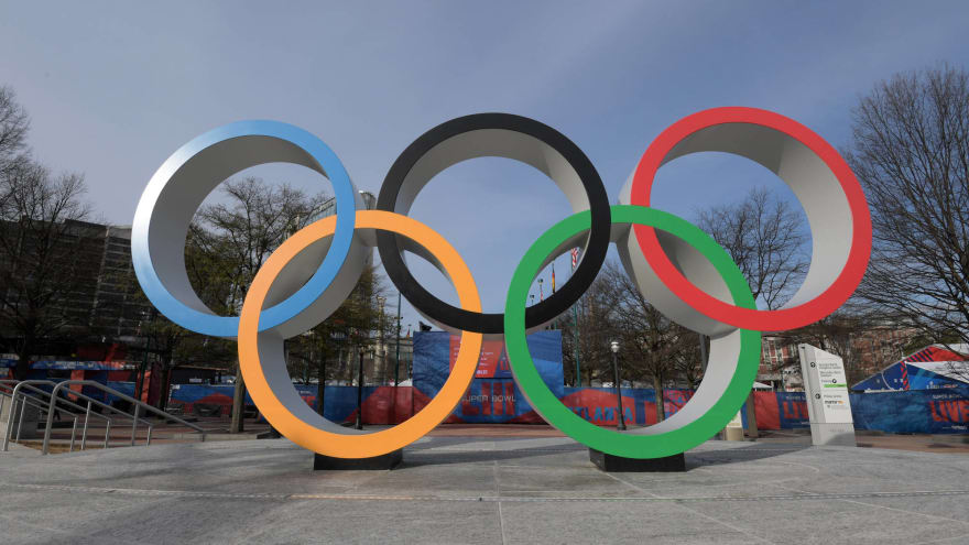 The 'Most Olympic medals per letter of the alphabet' quiz