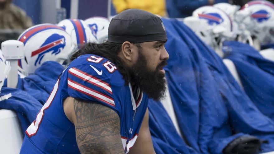 Bills' Lotulelei to return after opting out of 2020 season
