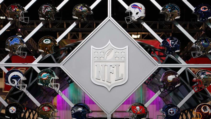NFL to let teams have alternate helmets starting in 2022