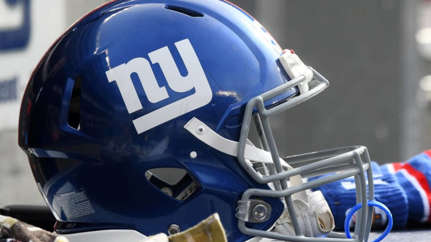 Giants could still consider WR in first round
