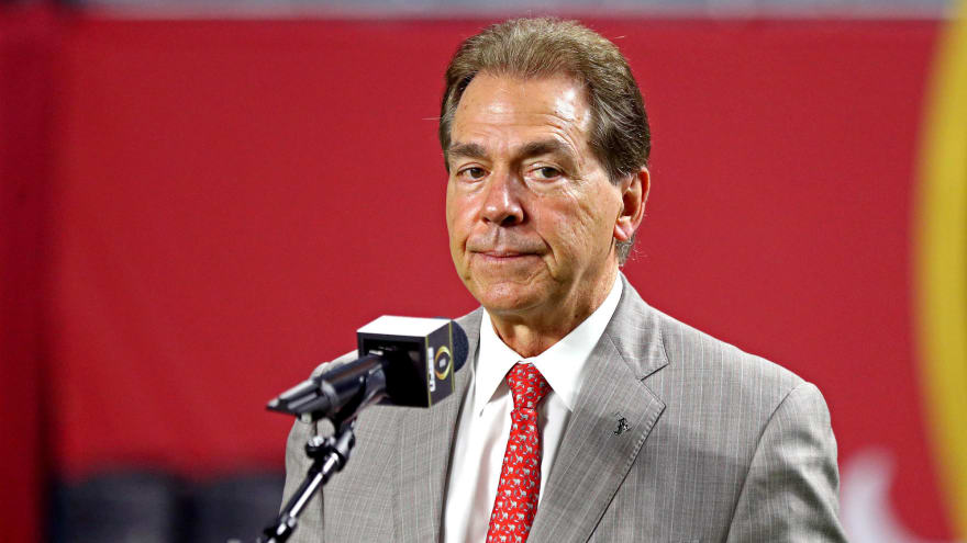 Nick Saban explains why he is against playoff expansion