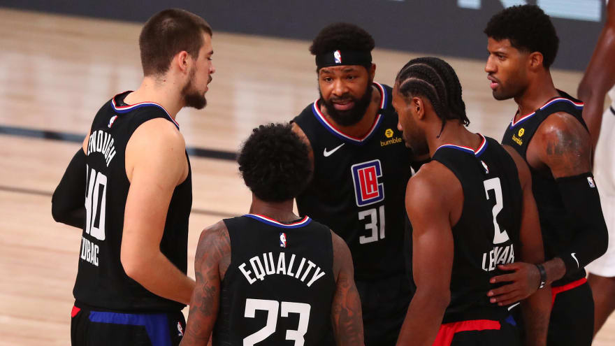 Lou Williams, Paul George point to Clippers' chemistry as problem