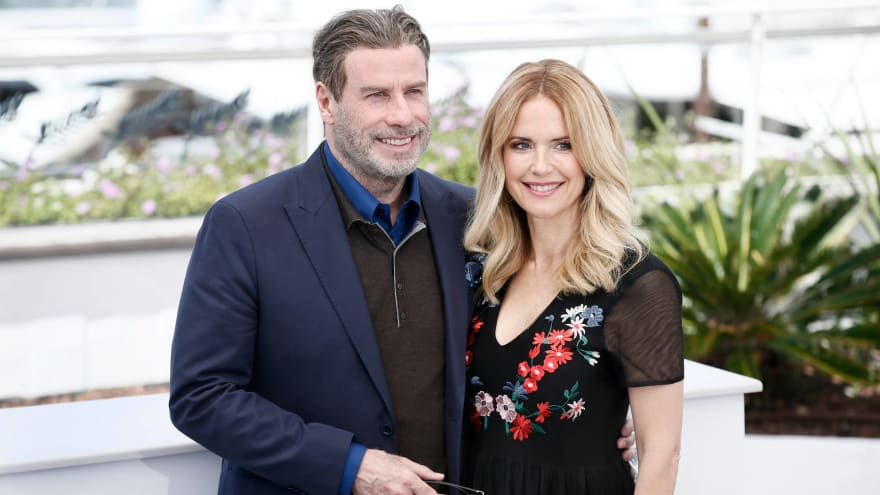 John Travolta discusses grieving for wife Kelly Preston: 'Mourning is something personal'