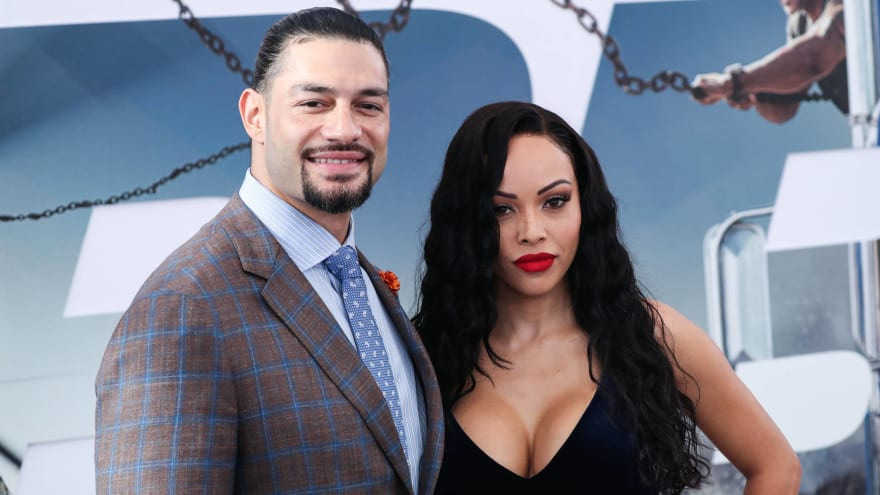 Roman Reigns opted out of WrestleMania for family's safety