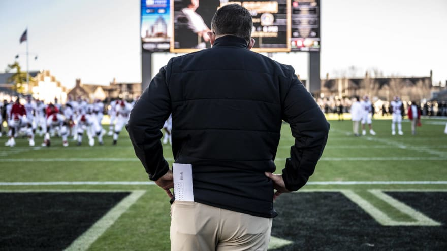Ranking how all the new college football coaches did in 2020
