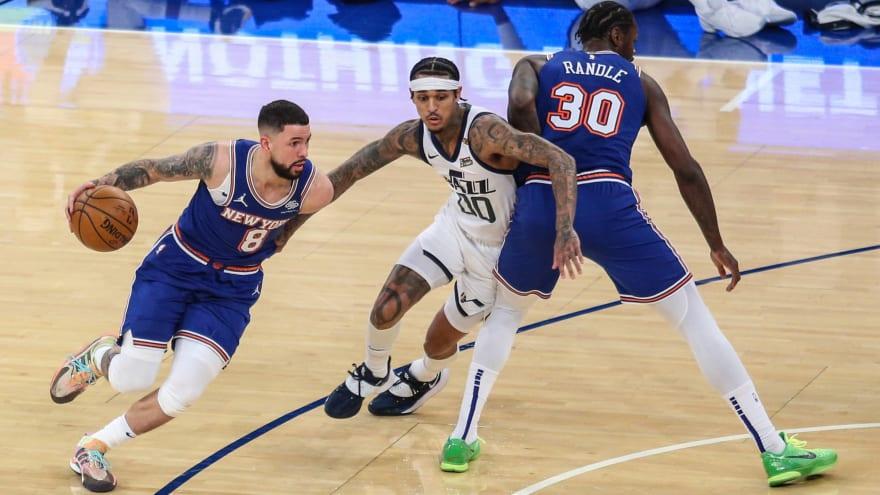 Austin Rivers assesses his 'tough' Knicks tenure