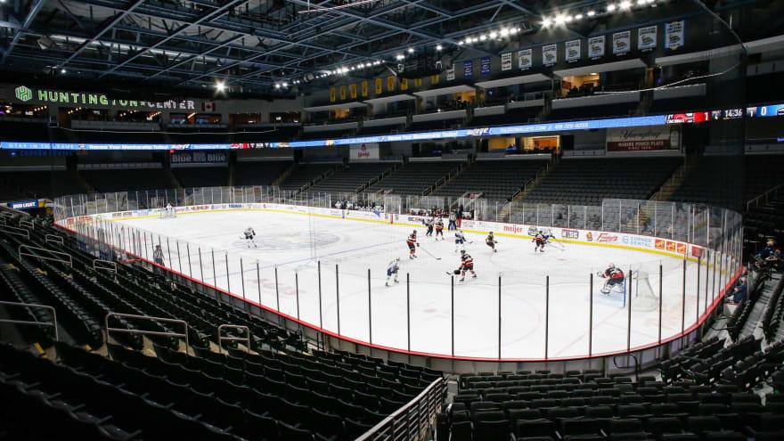 ECHL announces training camp, season schedule