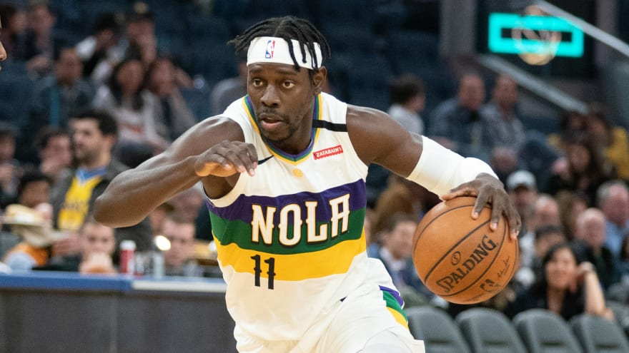 Grading the Bucks' trade for Jrue Holiday from the Pelicans