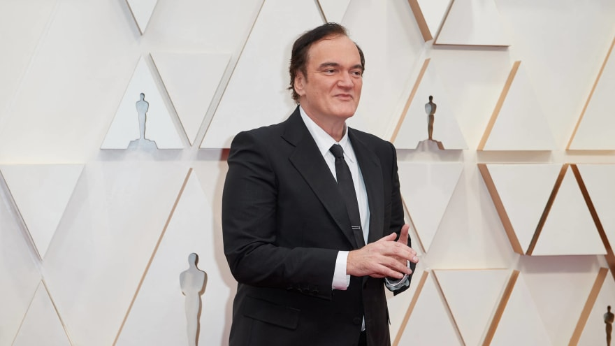 Quentin Tarantino clarifies that his son is not named after Leonardo DiCaprio