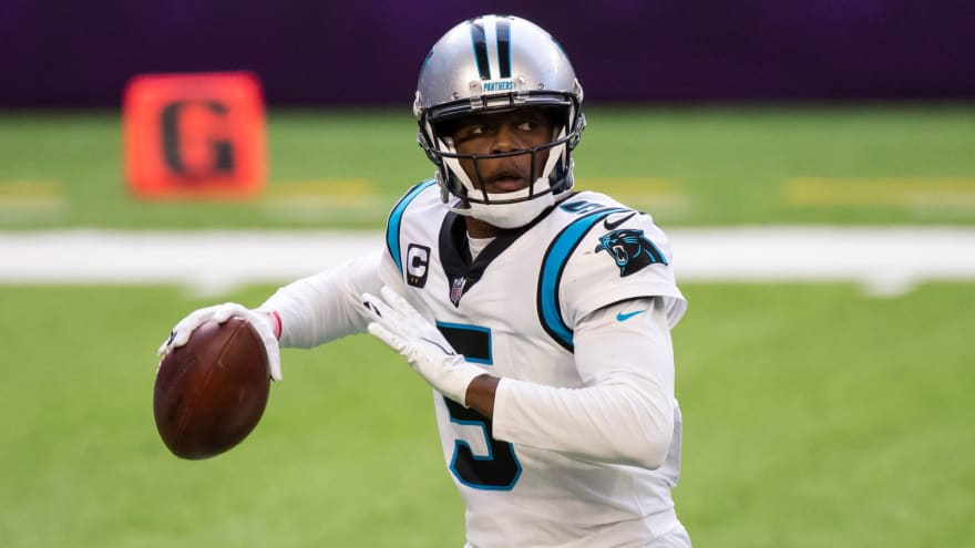 Panthers looking to trade Teddy Bridgewater