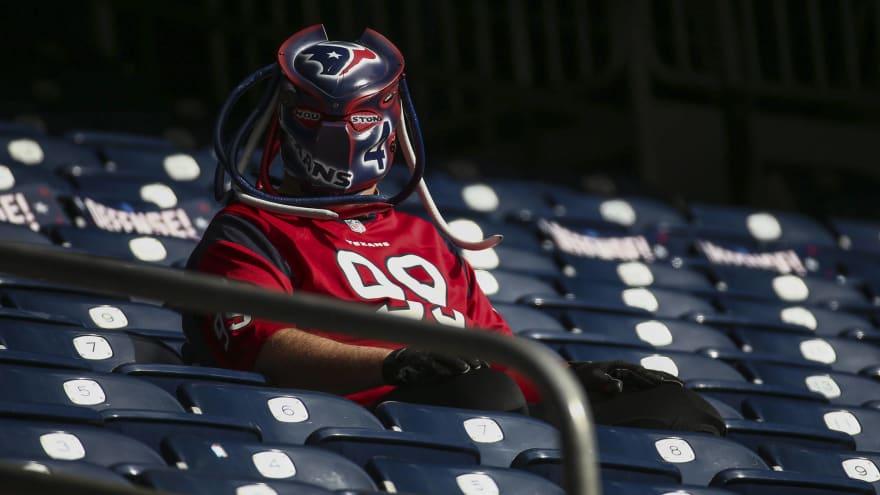 Texans struggling to sell season tickets?