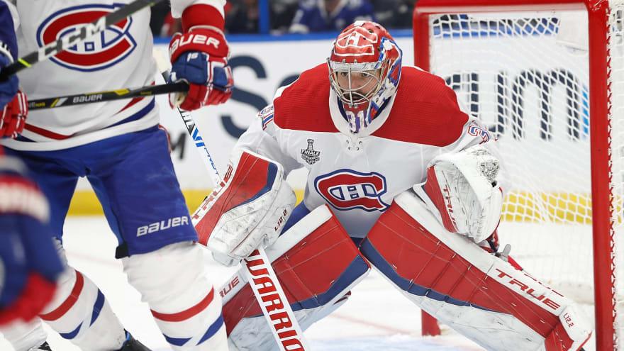 Canadiens take big gamble by putting Carey Price in expansion draft