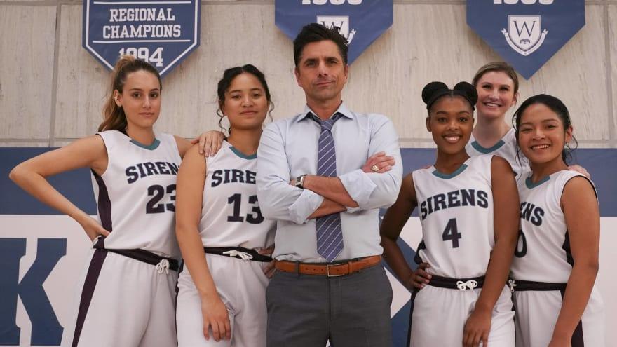 John Stamos details huge learning curve for 'Big Shots' role