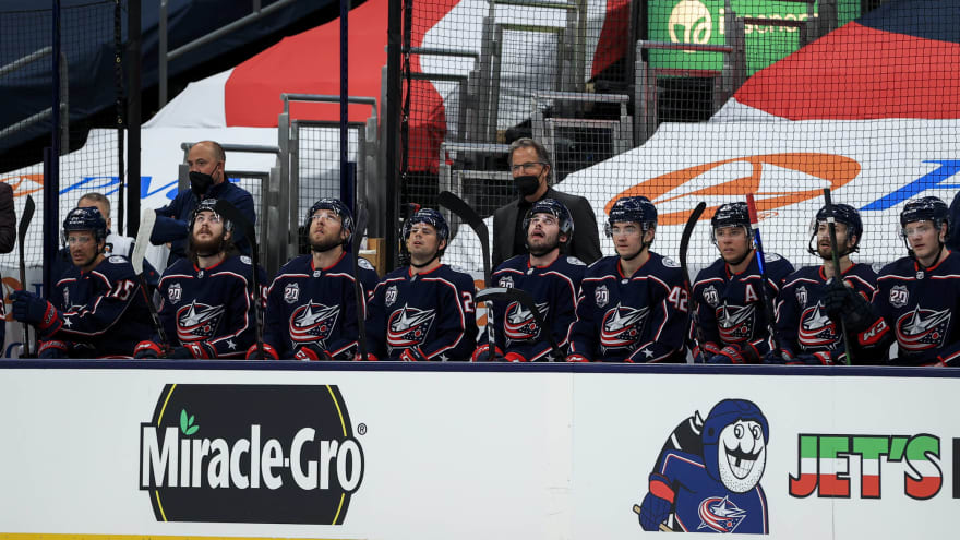 Blue Jackets assistant Sylvain Lefebvre out due to lack of COVID-19 vaccination