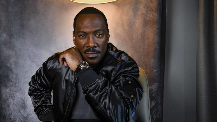 Eddie Murphy to Oprah: 'I'm the most comfortable I've ever been in my own skin'