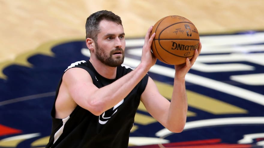 Kevin Love withdraws from Team USA, won't go to Tokyo