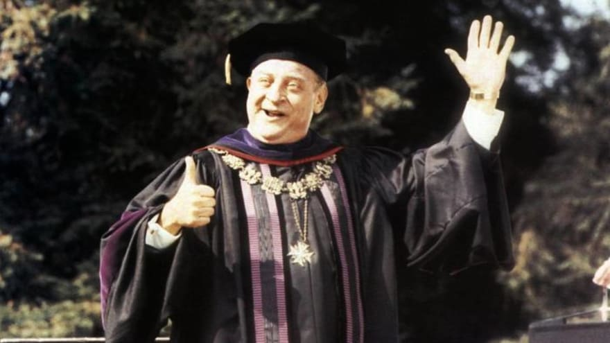 The most memorable graduation moments from movies