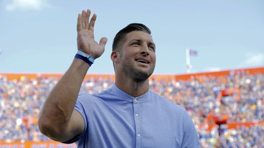 Report: Tim Tebow's reunion with Urban Meyer 'could happen'