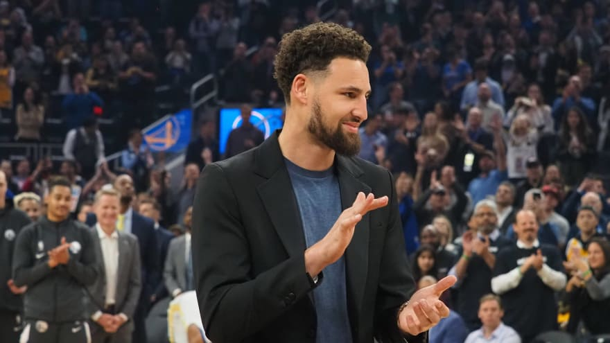 Klay Thompson vows to return to All-NBA level of play