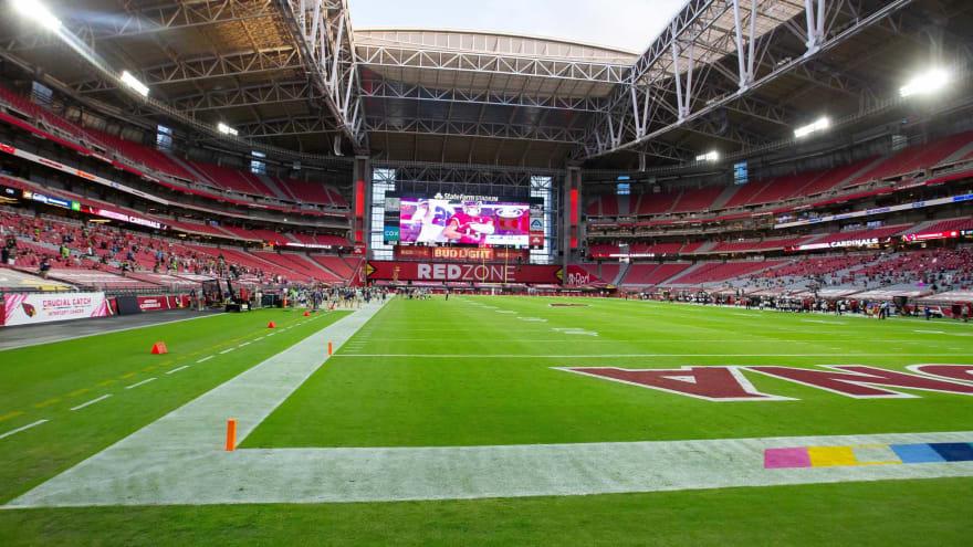 49ers to play Week 13, 14 home games in Arizona