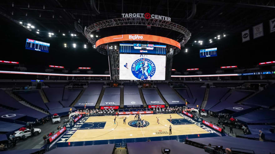 T-Wolves vs. Nets postponed after Daunte Wright shooting