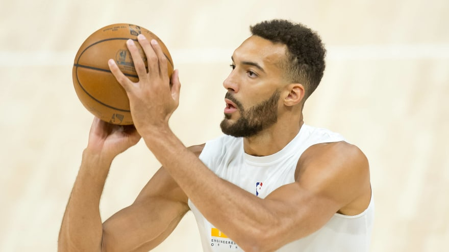 Rudy Gobert explains how Clippers exploited him to win series