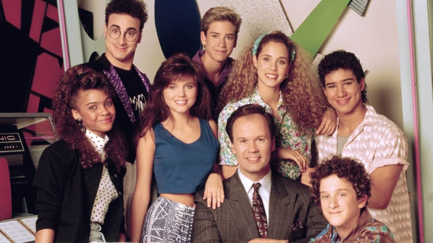 The favorite TV shows of '90s kids
