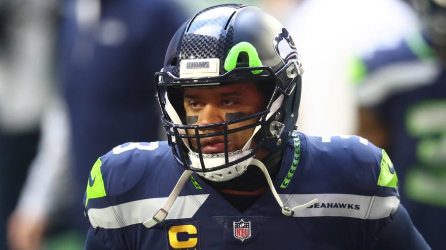GM: Seahawks 'never actively negotiated' about trading Russell Wilson