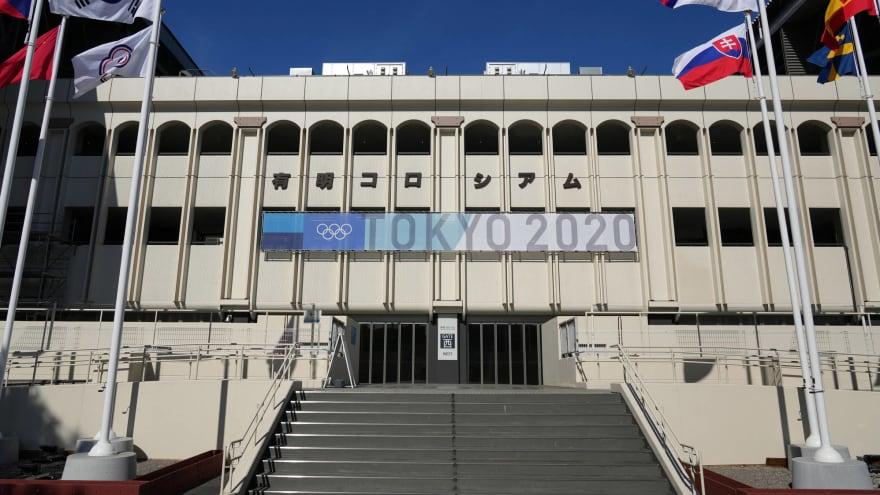 Tokyo COVID-19 cases near 2,000 before Olympics open Friday