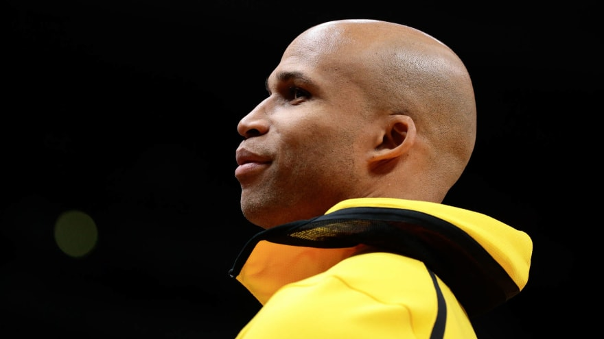 Richard Jefferson criticizes Arizona over head coach hiring process
