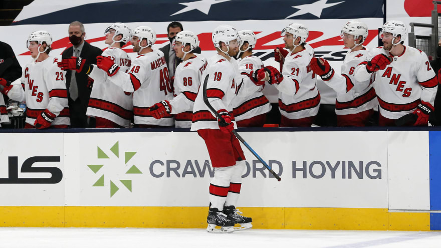Hurricanes now in 'emergency state', unable to fit under salary cap