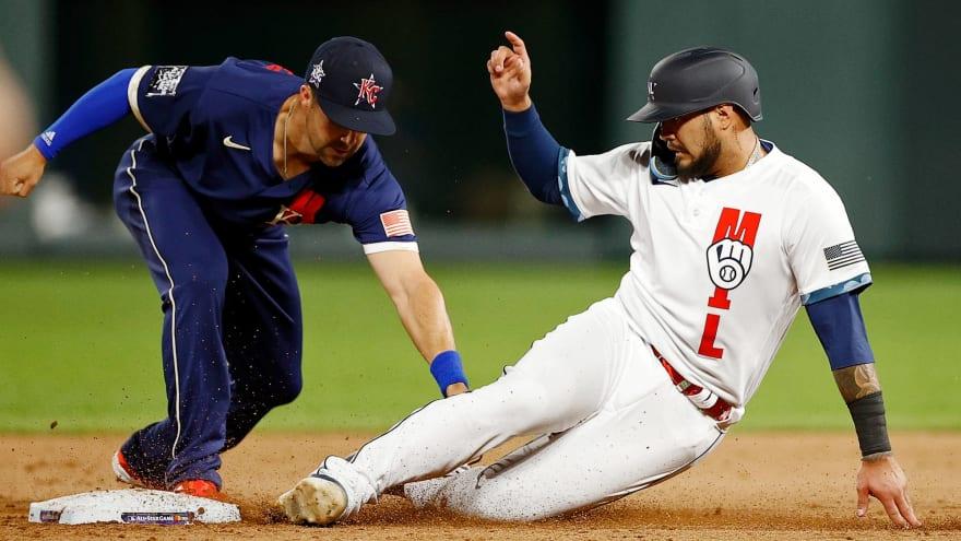 MLB has no plans to abandon custom All-Star jerseys