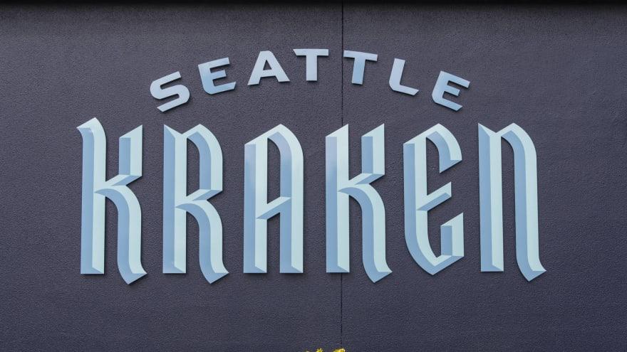 Kraken sign first player in franchise history