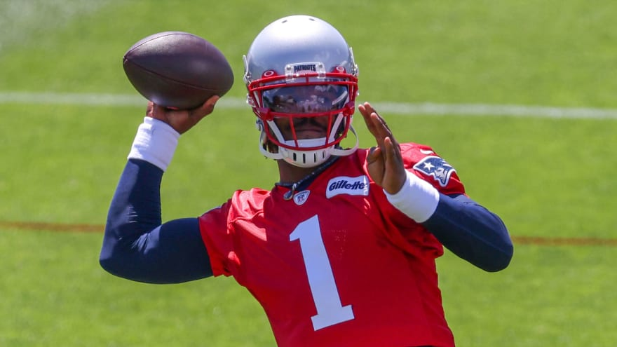Patriots' Newton: 2021 season is 'put-up or shut-up time'