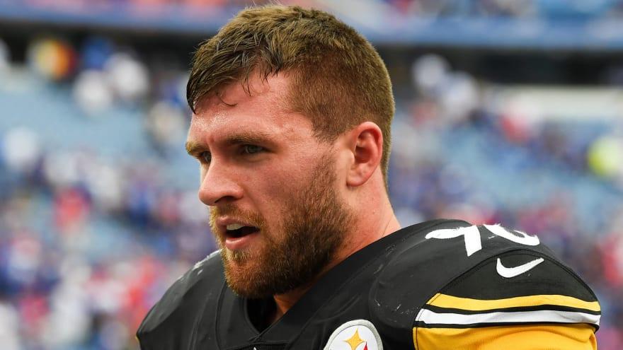 Steelers OLB T.J. Watt suffers groin injury against Raiders